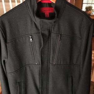 Alfani Textured Coat
